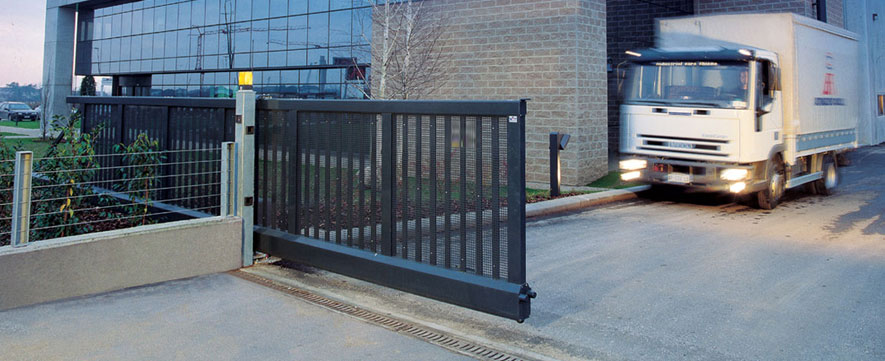 Entry Automation Products | Automatic Gates, Doors, Roofs