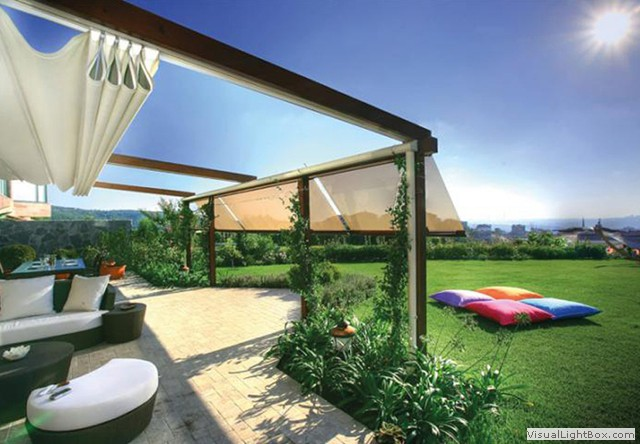 Automatic Roofs Smart Retractable Roofs Retractable