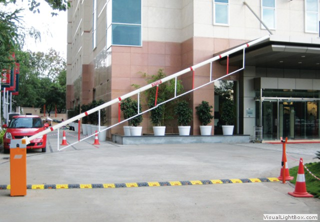 Automatic Barrier Gate Systems | Automatic Car Park Boom Barriers