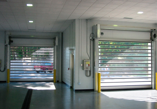 Automatic Rolling Doors/Automatic Shutters & Automatic Rolling Shutter | Automatic Rolling Door Shutters | Nirmal ...